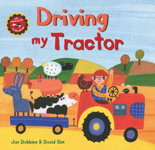 Driving My Tractor: Barefoot Books-LadyD