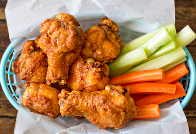 Baked Chicken Wing Recipes