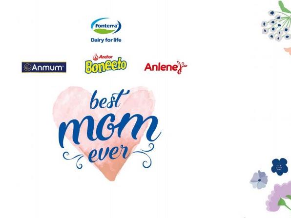"""Kampanye """"Best Mom Ever"""" : Apresiasi Untuk Semua Ibu di Indonesia"""