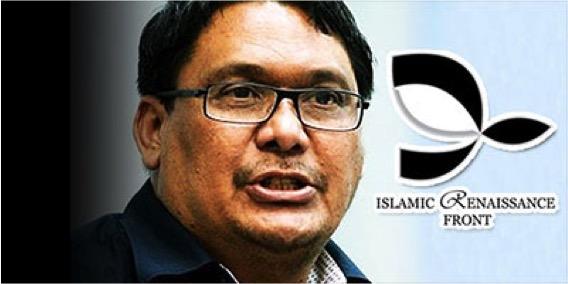 ISLAMIC RENAISSANCE FRONT (IRF) DAN ........ TOLAK NEGARA ISLAM, PERJUANGKAN NEGARA SEKULAR