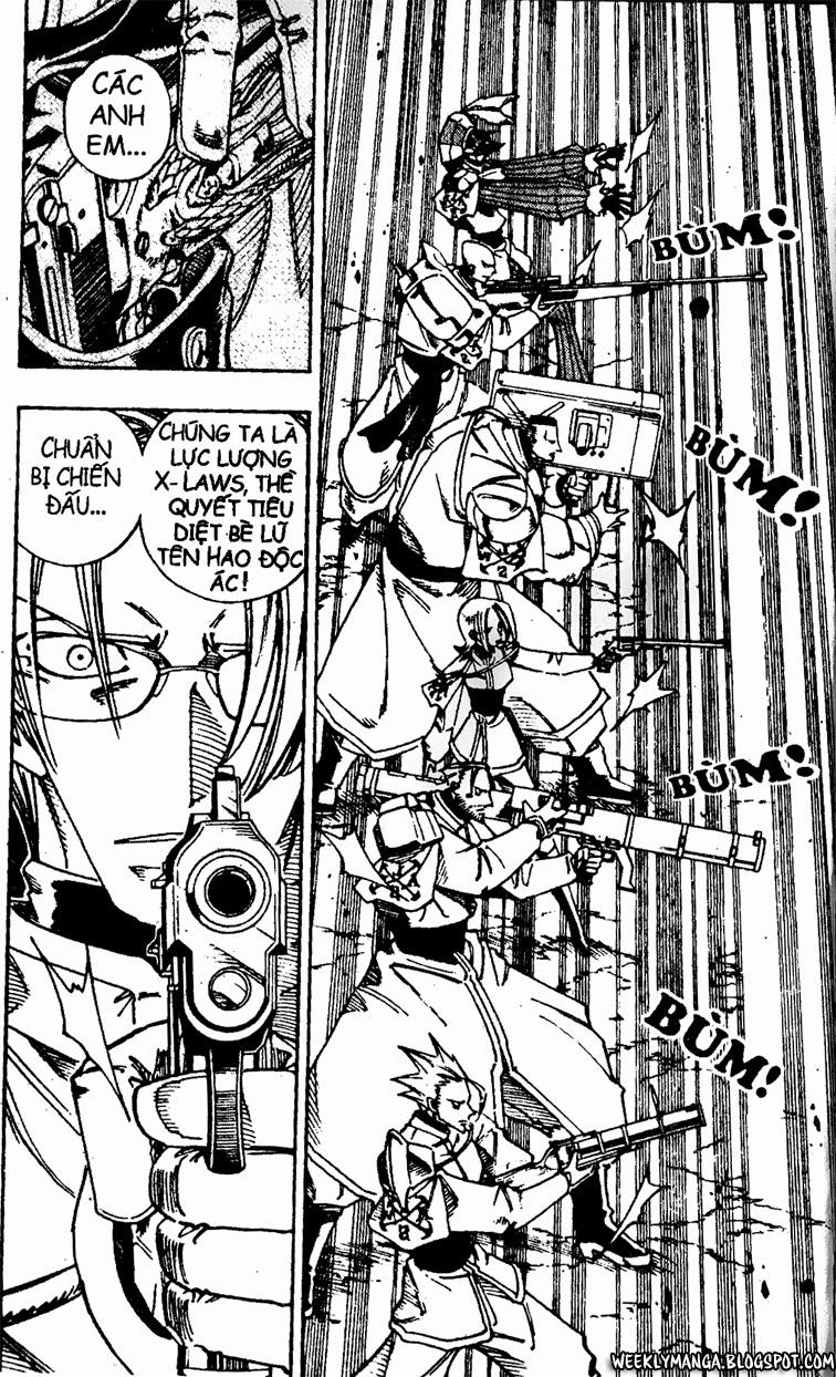 Shaman King [Vua pháp thuật] chap 104 trang 14