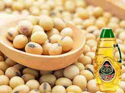 Nutritional values of soybeans