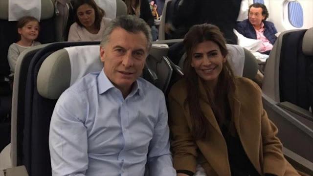 Macri será investigado por entrega ilegal de rutas aéreas
