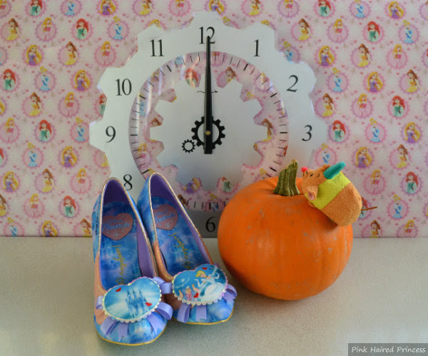irregular choice disney cinderella faith in dreams shoes
