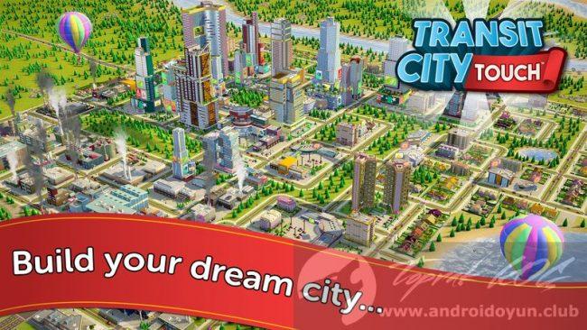 transit city touch v0 8 1 mod apk para hileli e1516960716627 - Transit City Touch v0.8.1 MOD APK - Money Cheat