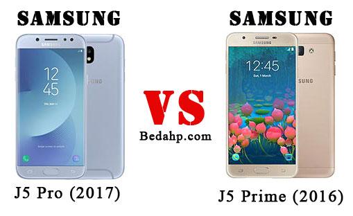 Perbandingan Samsung J5 Pro dan J5 Prime