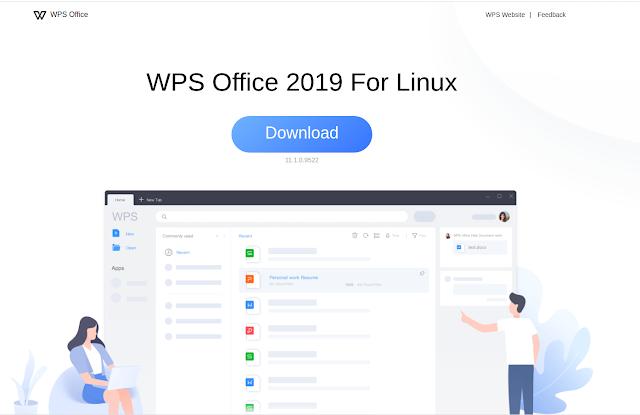 Cara Install WPS Office di Linux Mint / Ubuntu