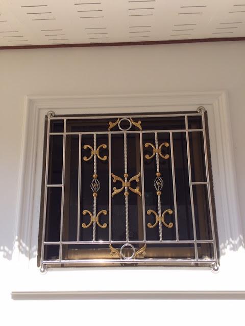 รับงานติดตั้งลูกกรงหน้าต่างสแตนเลส ราคาถููก