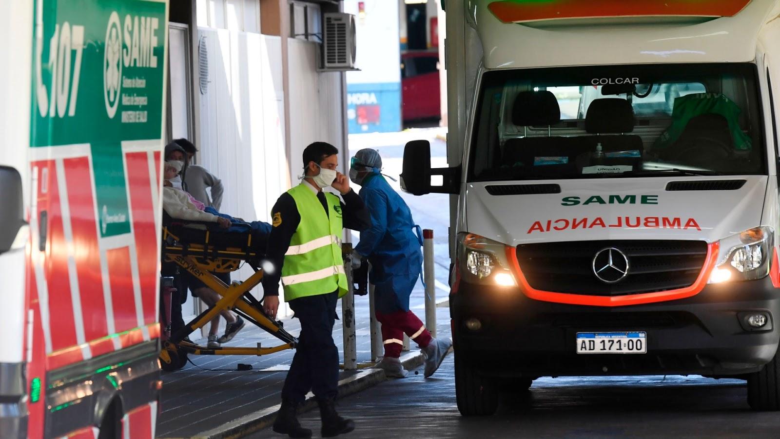 Coronavirus en Argentina: Ascienden a 187 los muertos por COVID-19 y 1.107 las altas en el país