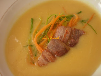 Juha od poriluka / Leek soup