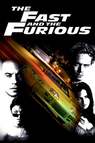 The Fast and the Furious (2001) [Latino – Ingles] [4K-HEVC]