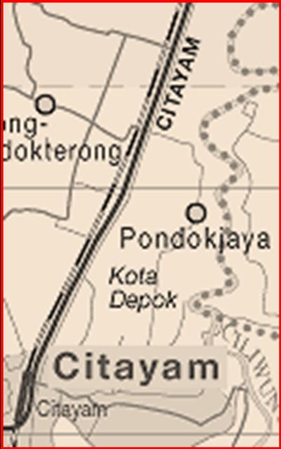 Poestaha Depok: Kelurahan Pondok Terong, Kecamatan ...