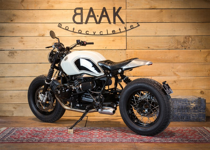 ninet bobber baak motocyclettes. Black Bedroom Furniture Sets. Home Design Ideas