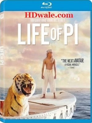 Life Of Pi Full Movie Download English (2012) 1080p & 720p BluRay