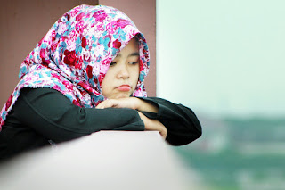 beautiful girl hijab
