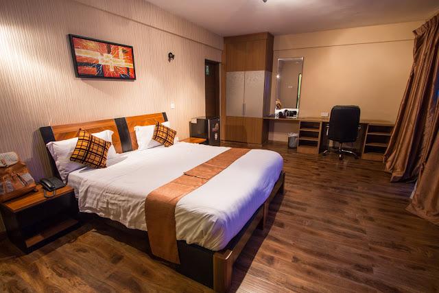 Alojamiento en WestEnd Hotel de Nairobi