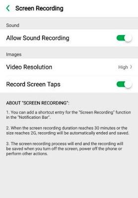 Screen-Recording-Oppo-F7
