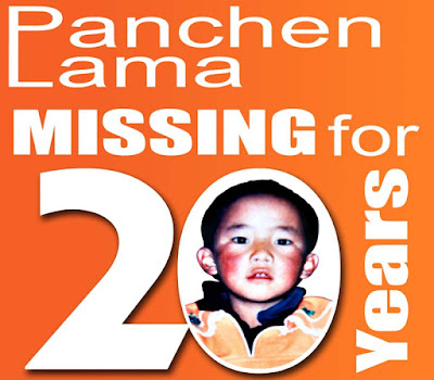 Missing Panchen Lama