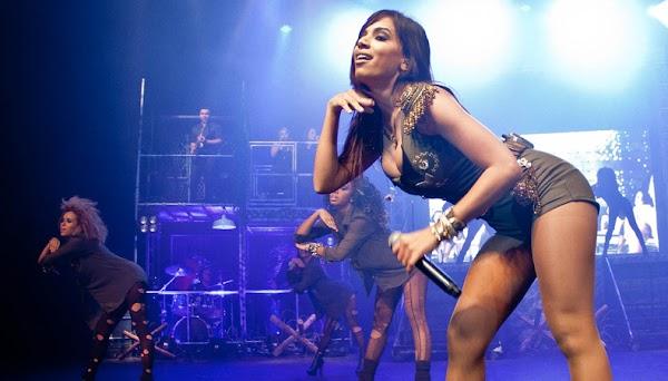 Anitta fará show de abertura das Olimpíadas do Rio 2016