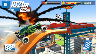 Hot Wheels Race Off MOD v1.0.4606 Apk (Unlimited Money) Terbaru 2016 6
