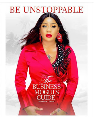 Serial Entrepreneur Toyin Lawani of Tiannah's Empire is set to launch new book on business