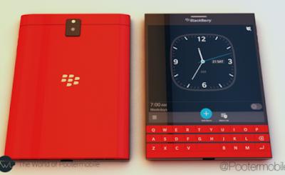 BlackBerry Passport phiên bản màu trắng, đỏ mừng Giáng sinh
