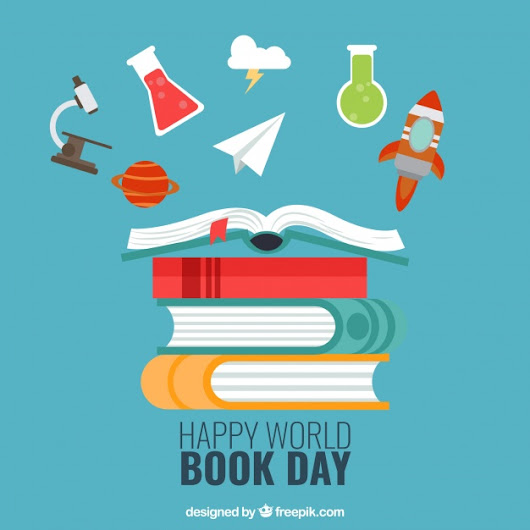 It's International Book Day Y'all!