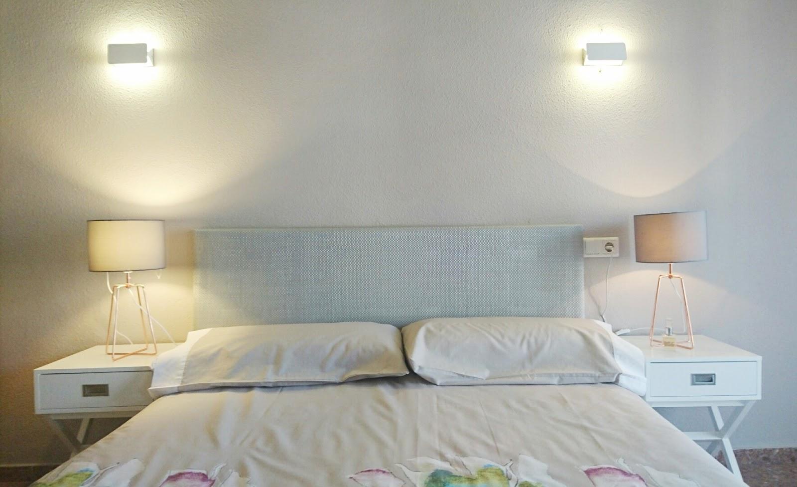 Un dormitorio para un apartamento de playa + shopping online