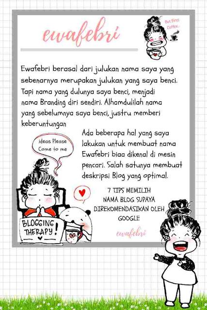 Ewafebri Bullet Journal Indonesia