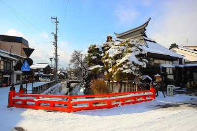 Le Chameau Bleu - Escapade à Takayama dans les alpes japonaise - Japon