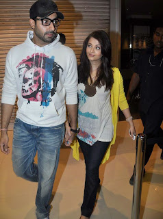 Aish And Abhi Together 2