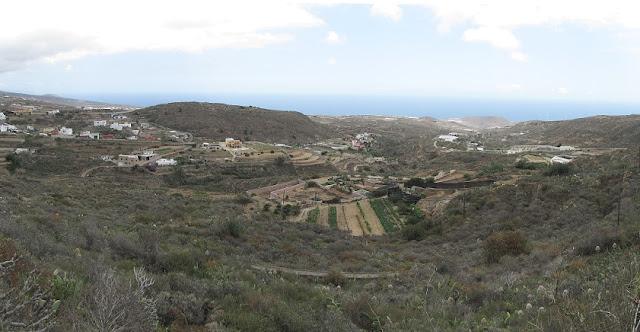 Mar a Cumbre - PR-TF-86 - Teguedite - Tenerife - Islas Canarias