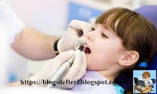 Çocuklarda kanal tedavisi