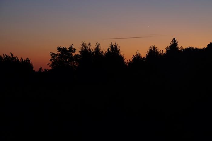 Summer Evening Sky   Tasteboykott