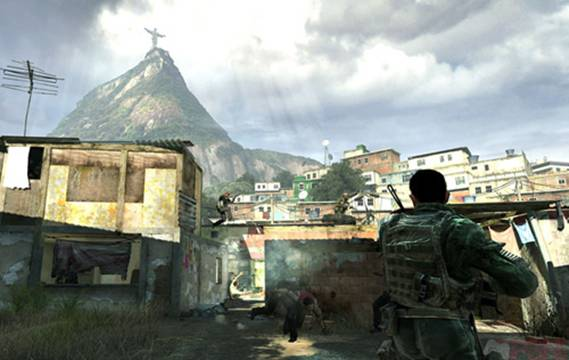 Call Of Duty 6 Modern Warfare 2 PC AlterIWnet [Multiplayer Online en Red]