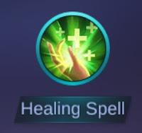 spell mobile legend Healling Spell