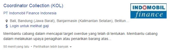Info Lowongan Kerja Kabupaten Badung 2019.