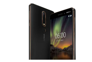 Nokia 6 second generation launched.