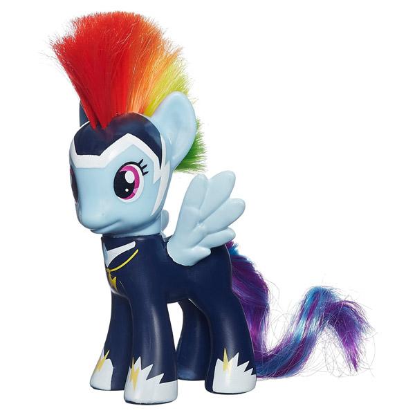 My Little Pony Single Rainbow Dash Brushable Pony Mlp Merch