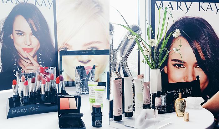 Beautypress Blogger Event Köln 2016 - Mary Kay Neuheiten