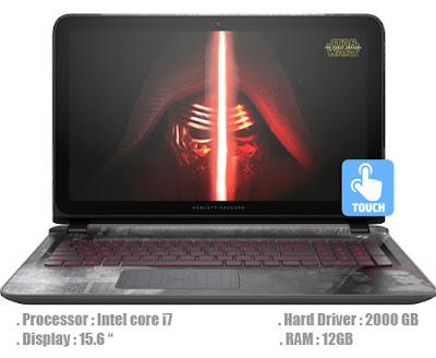 HP Star Wars 15t-an000