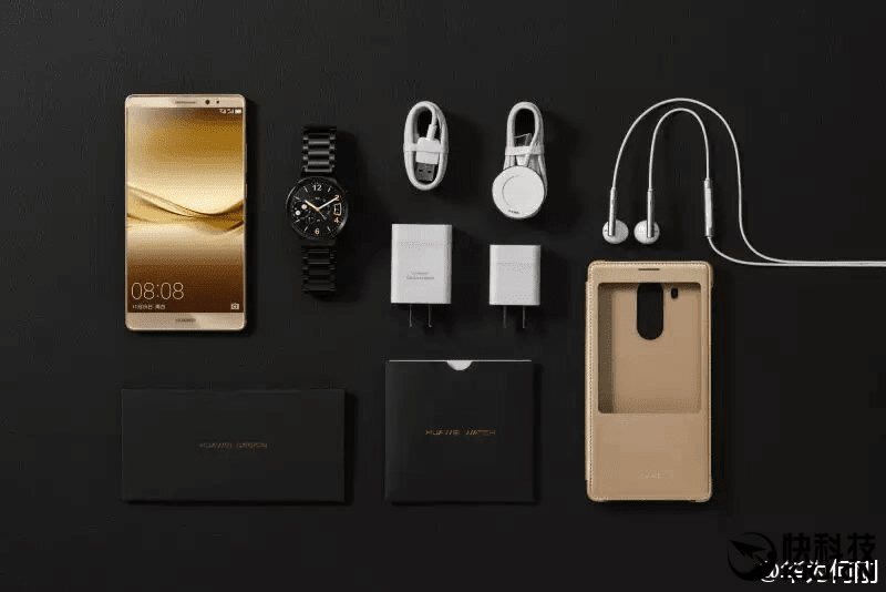 Inclusions inside Huawei Mate 8 Supreme Edition