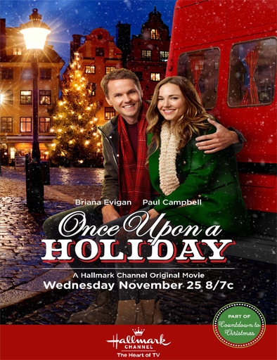 Ver Once Upon a Holiday (2015) Online
