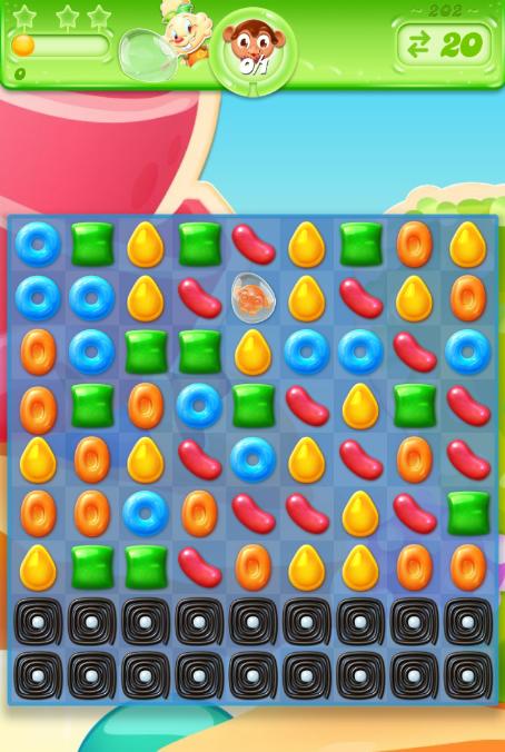 Candy Crush Jelly Saga 202