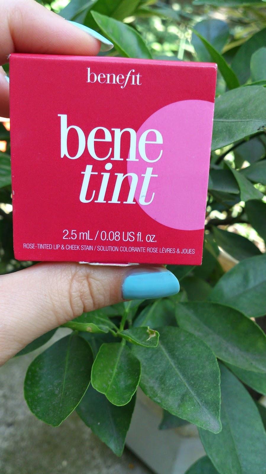 Benefit benetint и Tony Moly tony tint сравнение и отзыв
