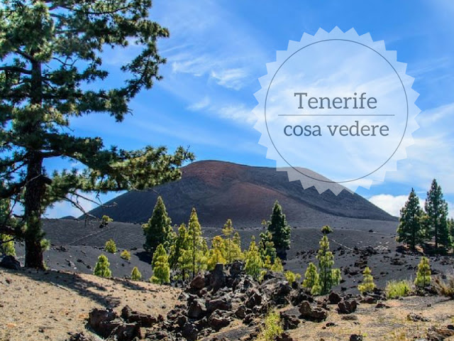 Cosa vedere a Tenerife in un giorno. Il teide