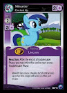 My Little Pony Minuette, Clocked Up Canterlot Nights CCG Card