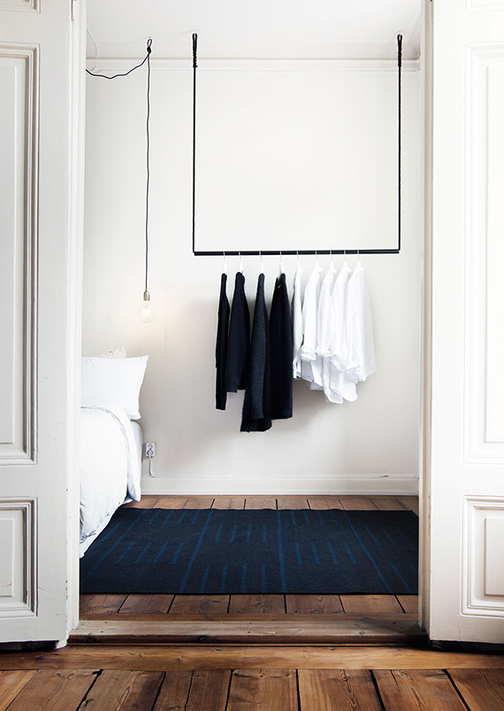 Bedroom clothes rack inspiration  My Paradissi