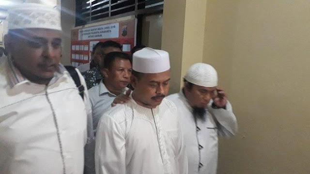 Ketua PA 212 Ustaz Slamet Maarif Ternyata Sudah Ditetapkan Tersangka