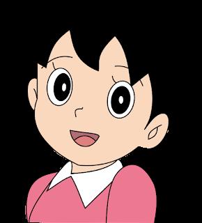 Shizuka Minamoto - Doraemon